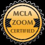 MCLA Zoom Certified